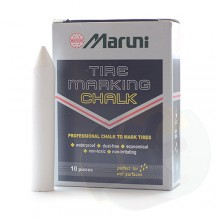 Мел белый 12мм (Maruni)
